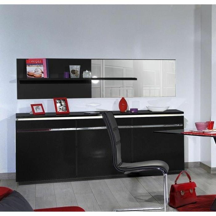 laqué-bahut-noir-idée-créative-noir-chaise-cuir