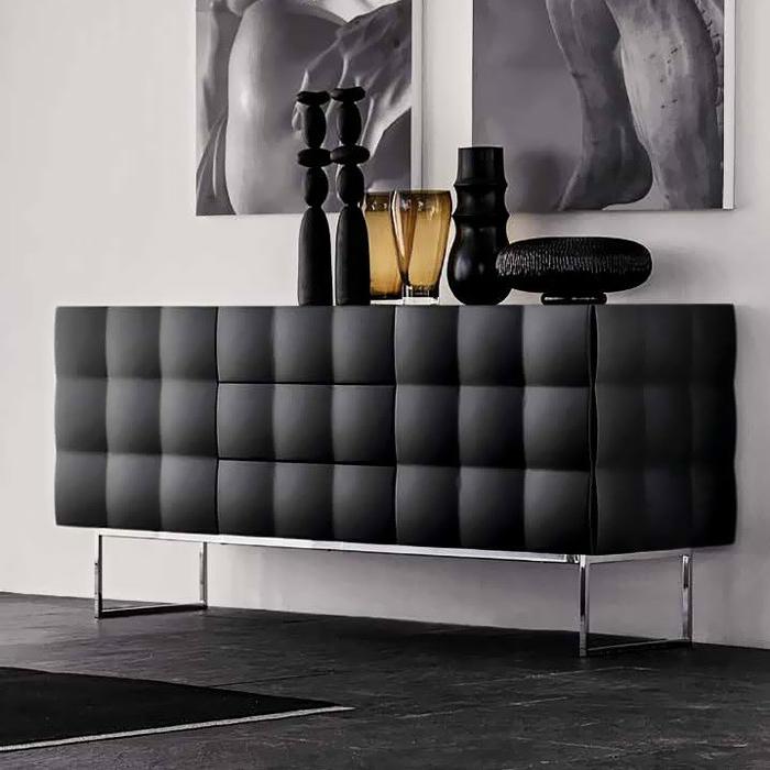 laqué-bahut-noir-idée-créative-vintage-popé
