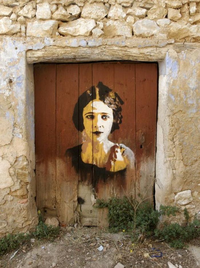 le-90bpm-graffiti-pochoirs-oeuvre-art-pochoir-street-art-tableau