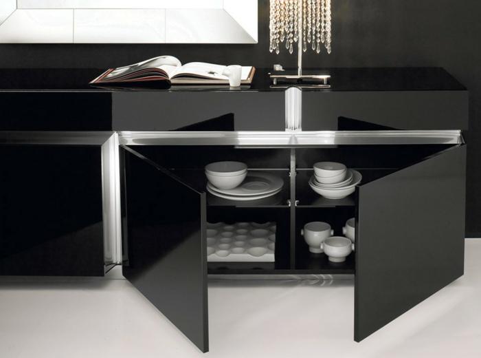 le-bahut-noir-meuble-salle-de-séjour-tout