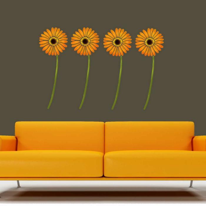 le-sticker-muraux-stickers-deco-salle-sejour-fleurs-oranges-sofa