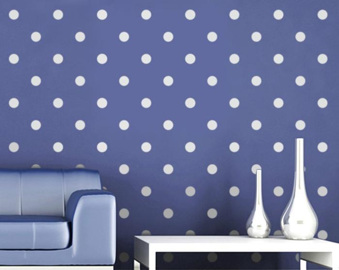 le-sticker-muraux-stickers-deco-salle-sejour-polka-dots-idée