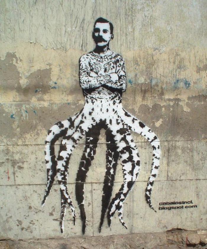 les-graffitis-pochoir-mural-street-art-fredie-mercurie