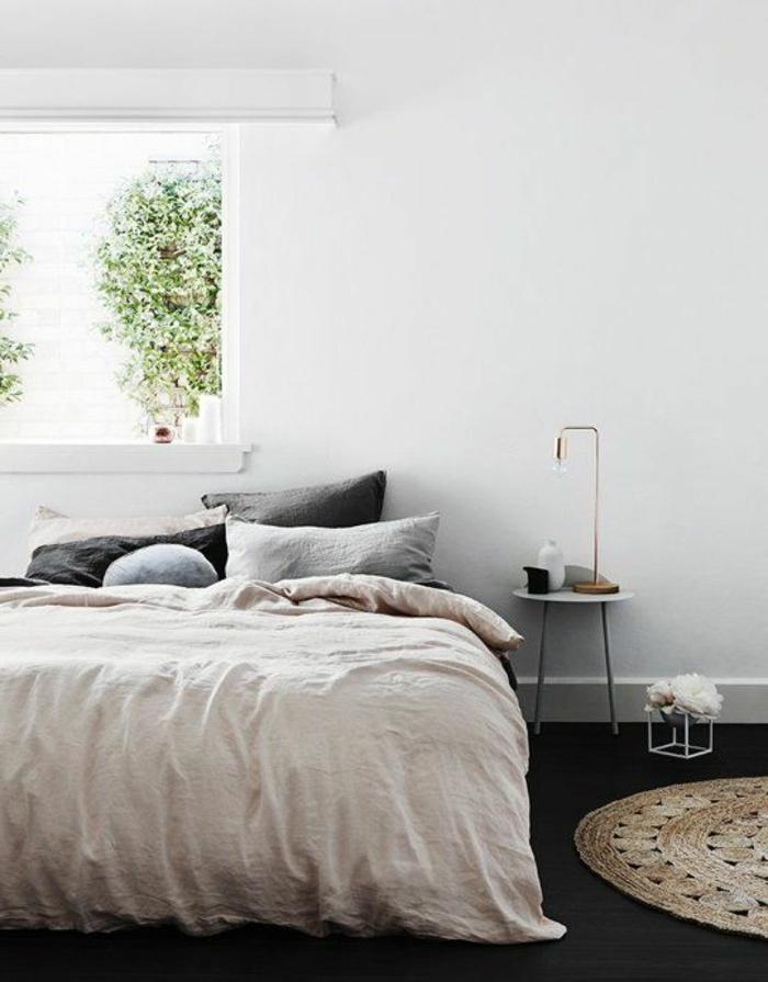 linge-de-lit-en-lin-beau-intérieur-original