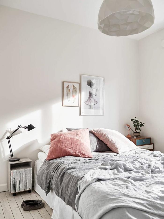 linge-de-lit-en-lin-chambre-fantastique-à-touche-vacances