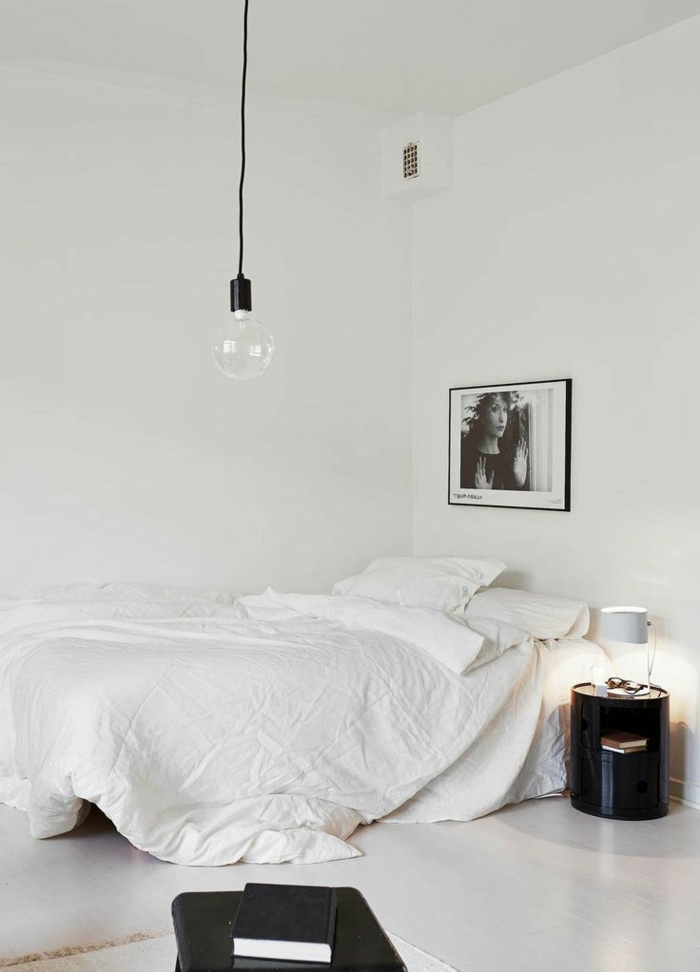 le linge de lit en lin la parure de lit cosy et naturelle. Black Bedroom Furniture Sets. Home Design Ideas