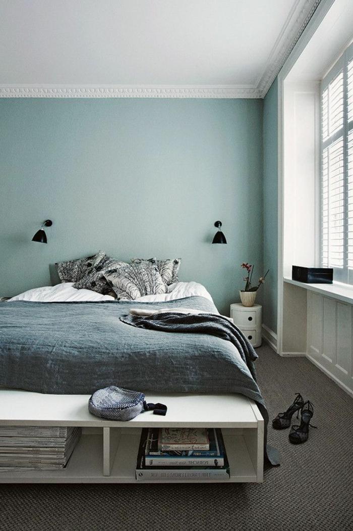 rangement linge de maison boite de rangement chambre et linge de lit meuble chambre bb. Black Bedroom Furniture Sets. Home Design Ideas