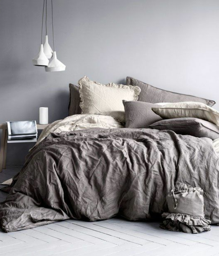 linge-de-lit-en-lin-jolies-lampes-pendantes