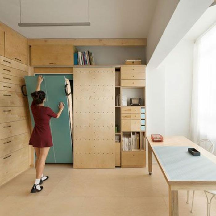 Id es en photos pour comment choisir le meilleur lit pliant for Moquette beige chambre