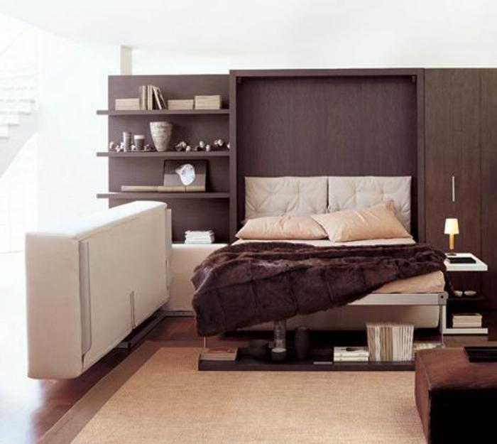 Id es en photos pour comment choisir le meilleur lit pliant for Moquette moderne chambre