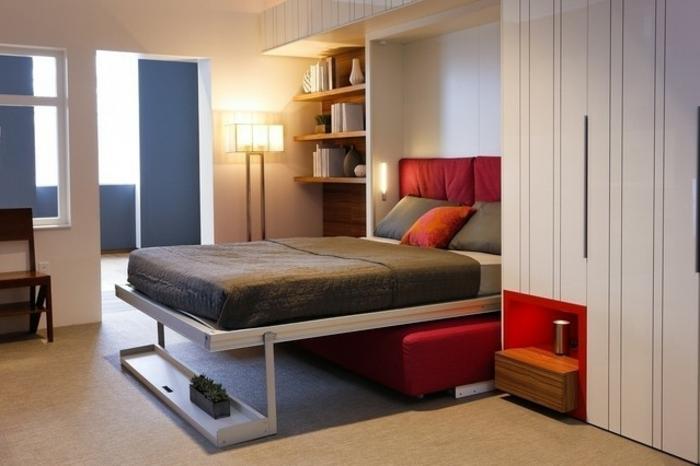 lit-pliant-design-lit-conforama-lit-gigogne-ikea-meubles-joli-chambre-à-coucher-fenetre-grande