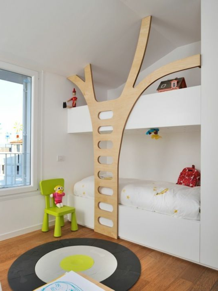 Le lit mezzanine ou le lit superspos quelle variante choisir - Lit superpose 3 places ikea ...