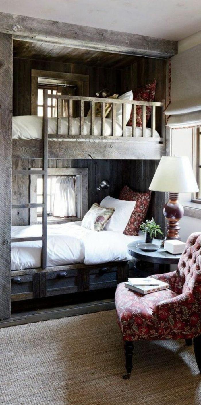 le lit mezzanine ou le lit superspos quelle variante. Black Bedroom Furniture Sets. Home Design Ideas