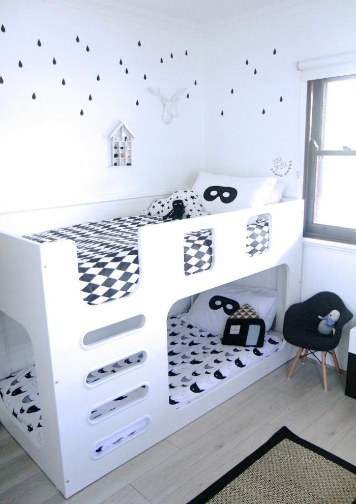 Le lit mezzanine ou le lit superspos quelle variante choisir - Lits superposes design ...