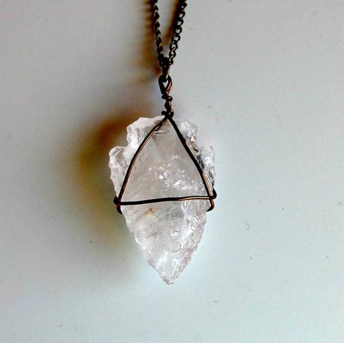 lithothérapie-pendentif-quartz-naturel