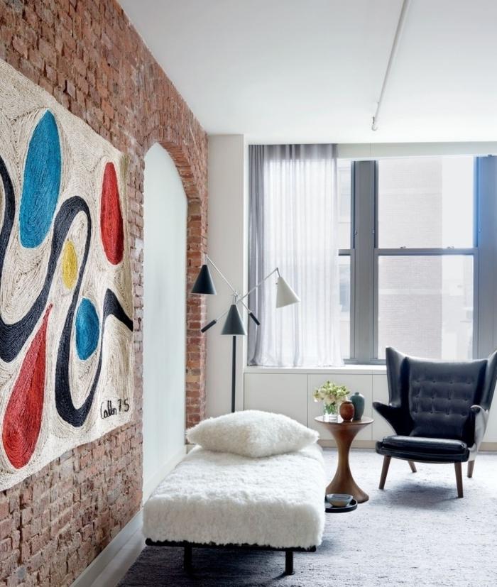 La deco loft new yorkais en 65 images déco