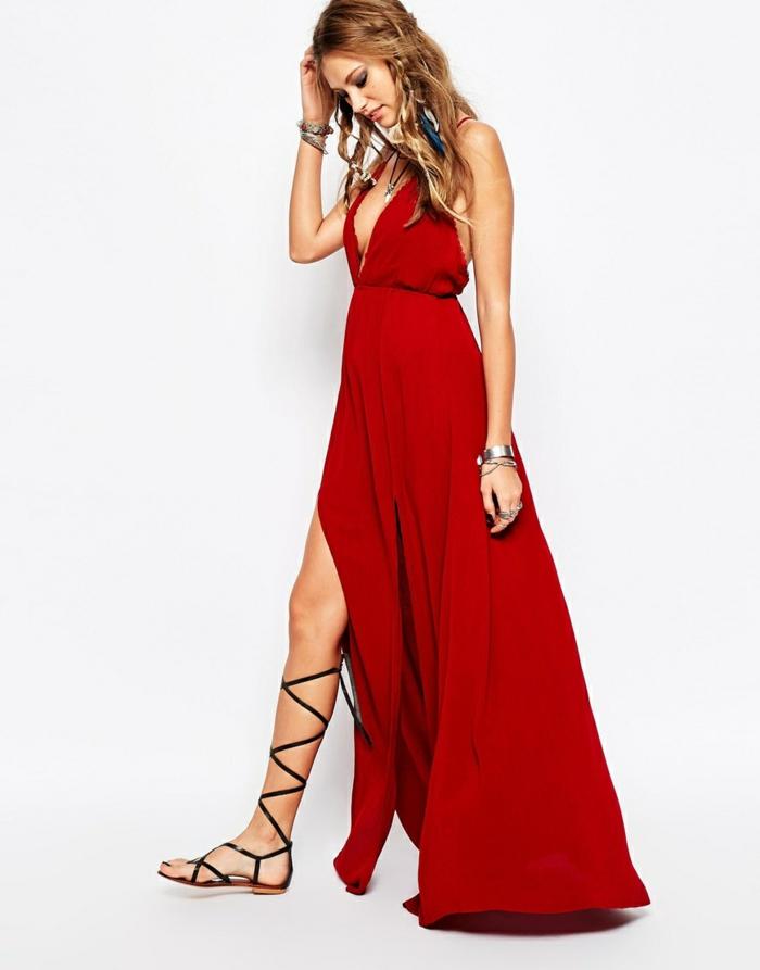 longue-robe-d-été-pas-cher-longue-robe-été-pas-cher-acoss-robe-rouge-longue-avec-fente