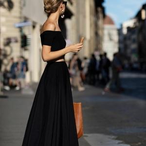 La robe longue d'été - 65 belles variantes