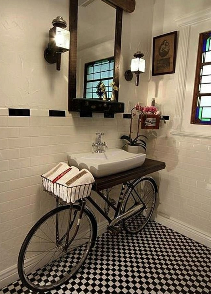 meuble-de-salle-de-bain-sous-lavabo-vélo-recyclé
