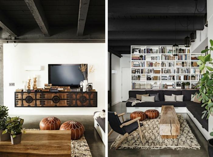 meuble-style-industriel-pas-cher-inspiration-deux-idées-originales
