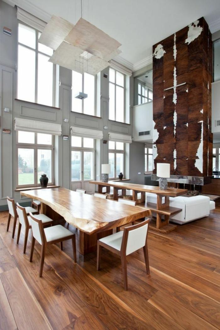 meubles-en-bois-brut-dasns-un-loft-moderne