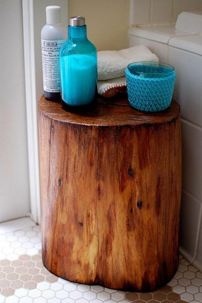 meubles-en-bois-brut-petite-table-tronc