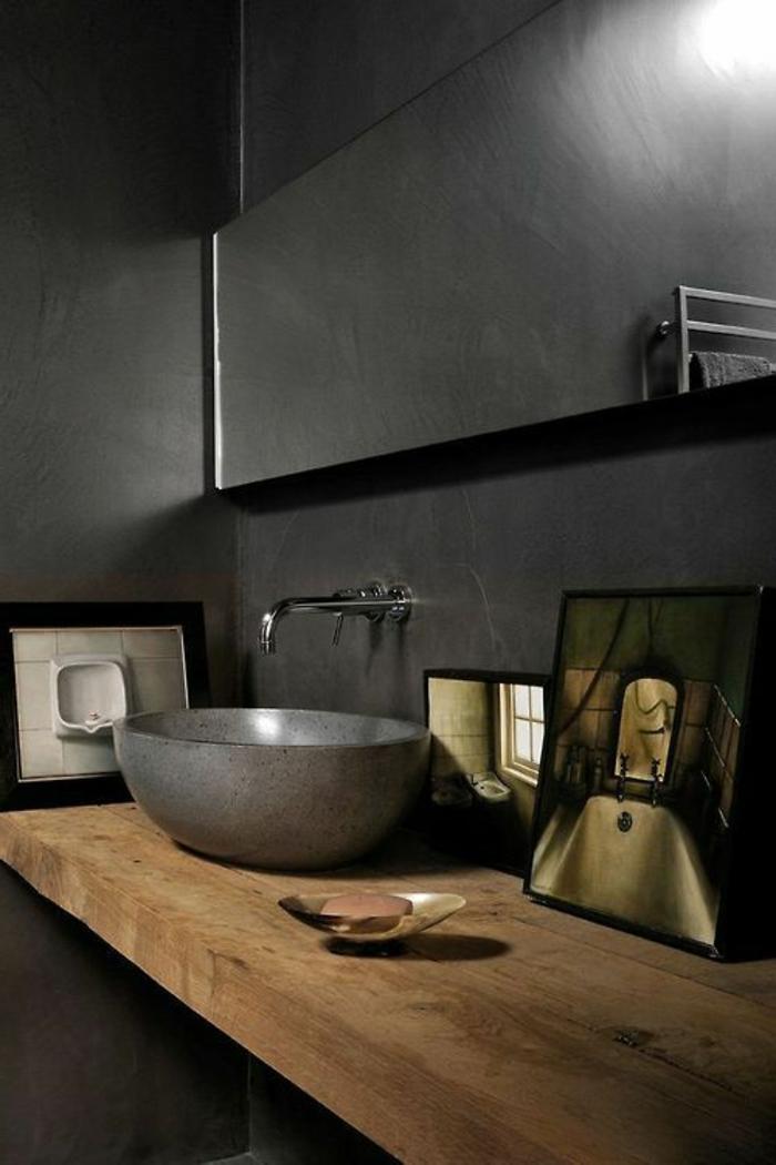 meubles-en-bois-brut-salle-de-bains-sombre-stylée