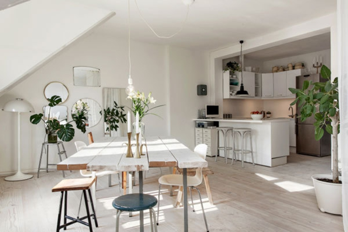 Les meubles scandinaves beaucoup d 39 id es en photos for Meuble sejour salon