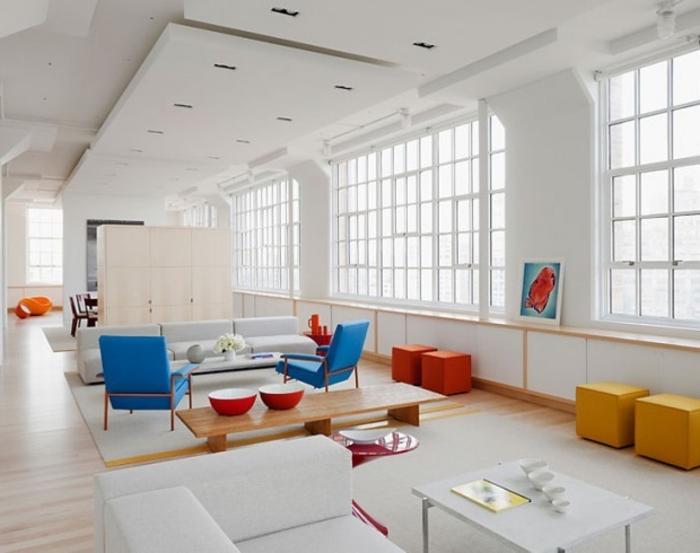 meubles-scandinaves-salon-moderne-esprit-loft-meubles-de-salon-avec-murs-blancs
