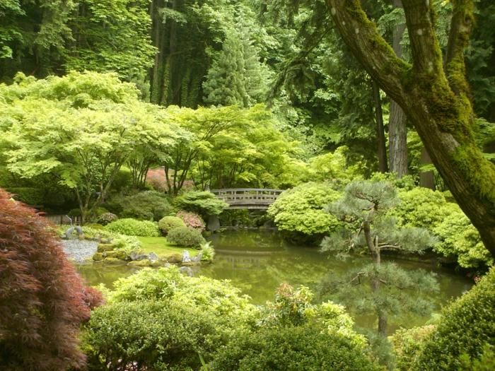 Le jardin zen japonais en 50 images for Creer mini jardin zen