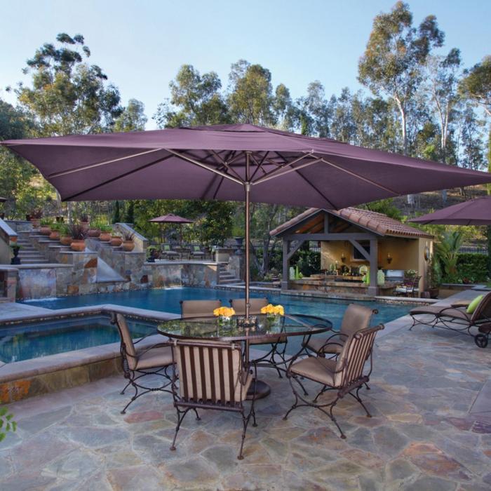 parasol-rectangulaire-de-couleur-violet-tables-de-jardin-en-verre-piscine-cour-parasol-rectangulaire