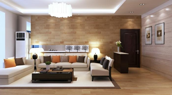 petite-table-basse-en-bois-tapis-beige-fleurs-sol-en-parquet-meubles-de-salon