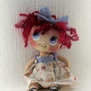 La magie de la poupée de chiffon