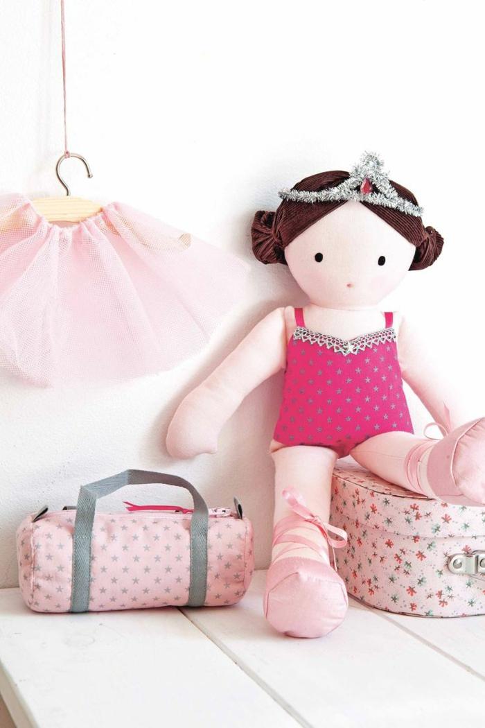 poupée-de-chiffon-une-poupée-princesse
