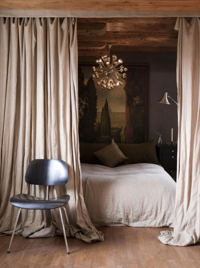 rideau-en-lin-chambre-à-coucher-fantastique