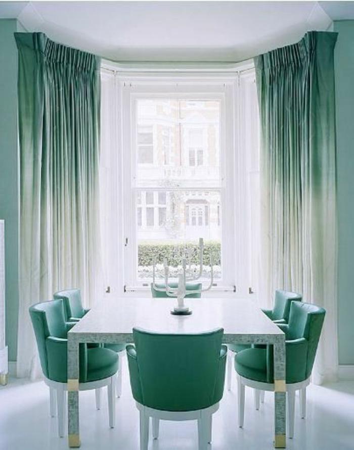 rideau-en-lin-coloris-ombré-salle-déjeuner