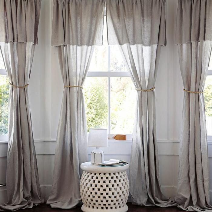 rideau-en-lin-linge-de-fenêtre-rideaux-lin-gris