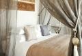 Le rideau en lin – une belle décoration pour l'intérieur