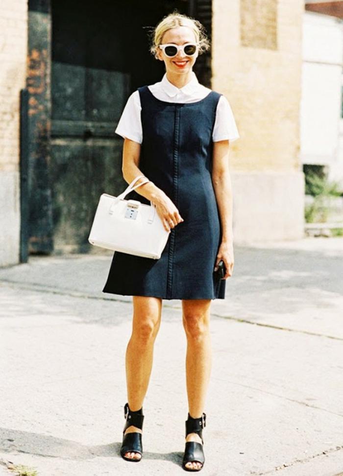 robe-chasuble-chemise-sandales-modernes