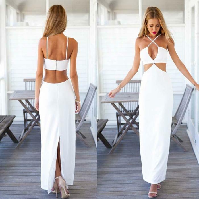 robe-longue-été-robe-d-été-longue-tenue-de-jour-jolie-en-blanc