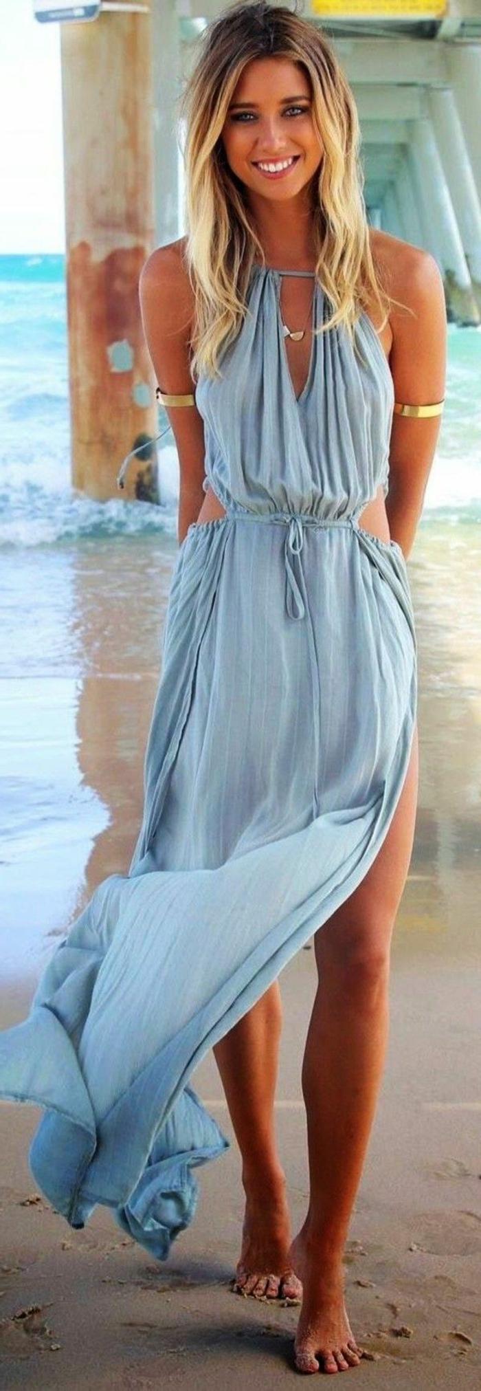 robe-longue-d-été-grande-taille-robes-longues-été-pas-cher-au-bord-de-la-mer
