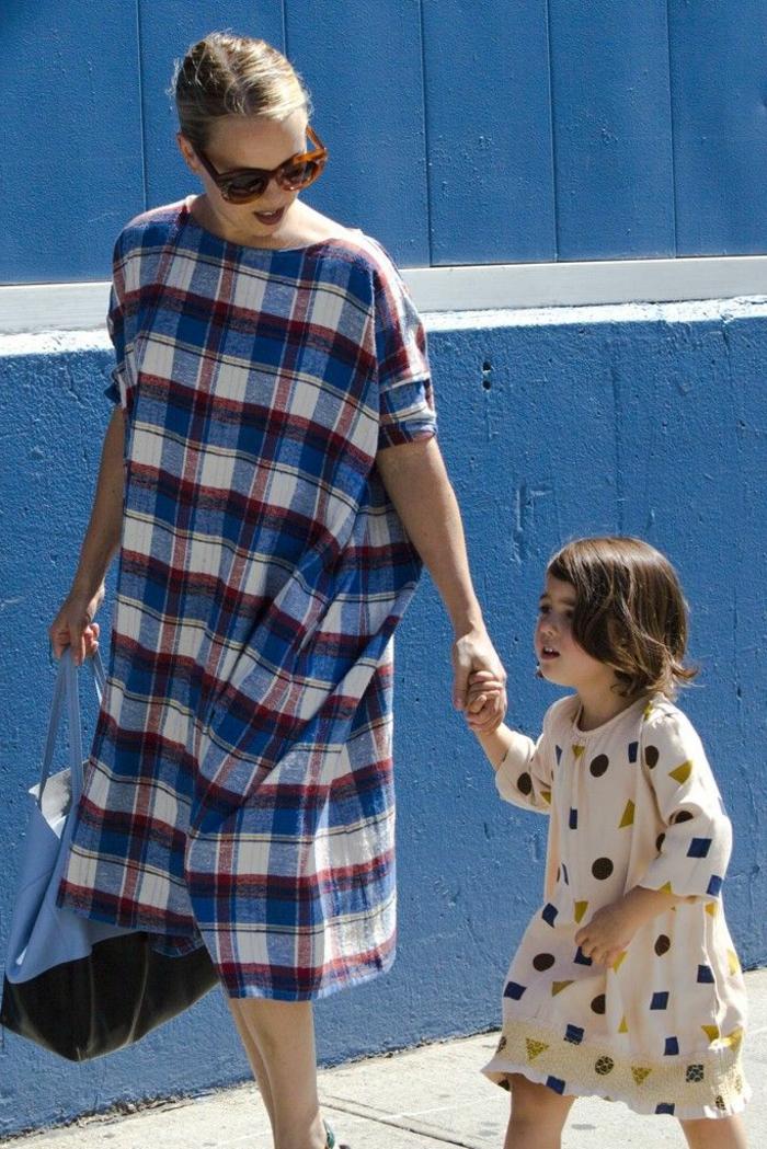 robe-tunique-carrés-et-robe-tunique-petite-fille