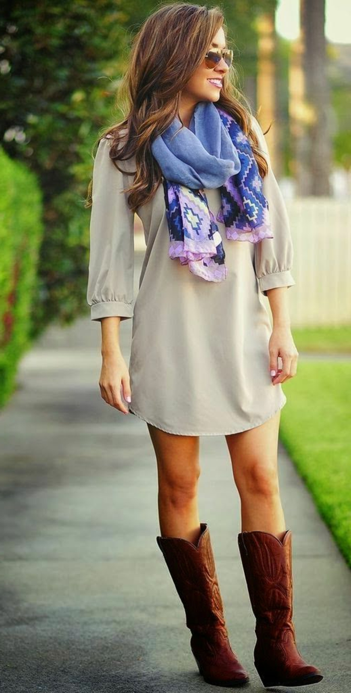 robe-tunique-couleur-nude