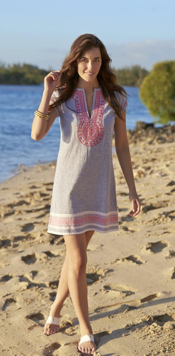 robe-tunique-un-beau-style-pour-l'été