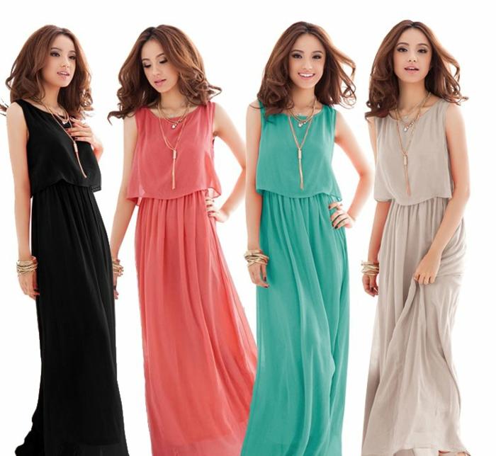 robes-longues-été-longue-robe-d-été-tenue-du-jour-layers-couleurs