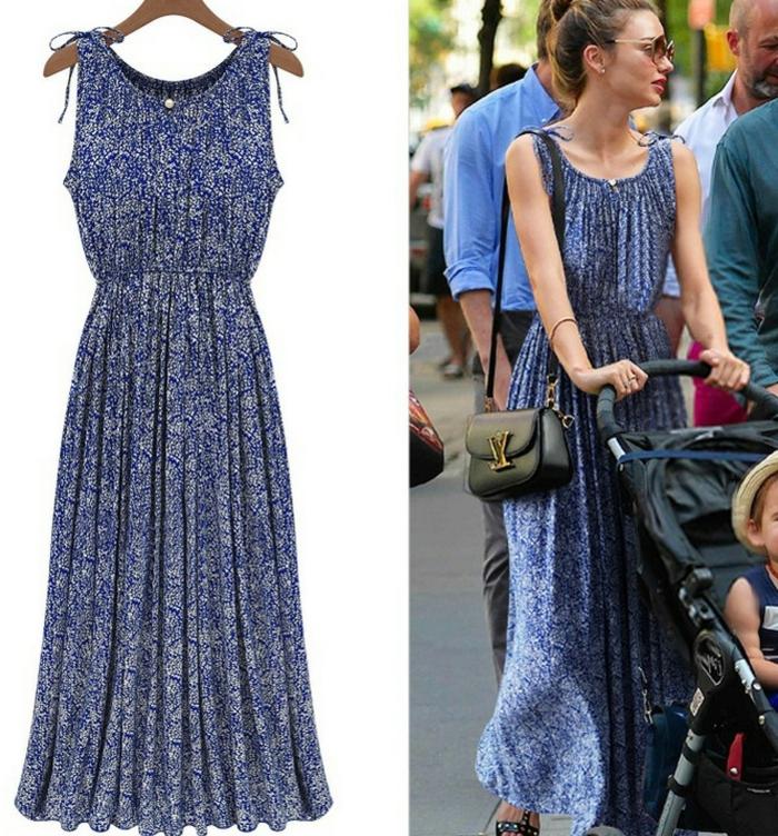 3578bcb2e5345 La robe longue d été - 65 belles variantes - Archzine.fr