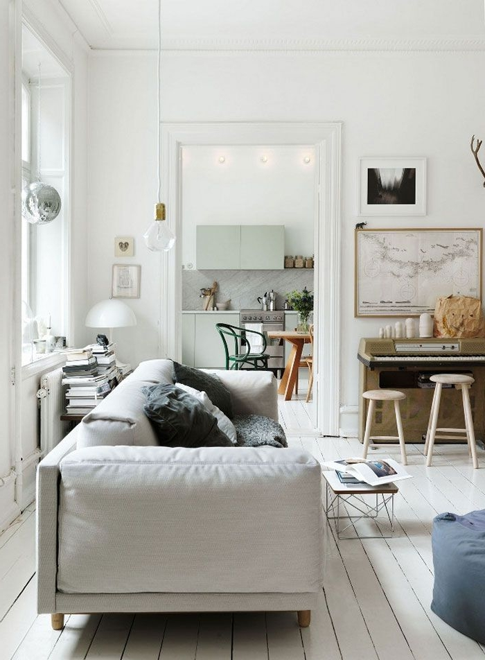 Les meubles scandinaves beaucoup d 39 id es en photos for Accent meuble la tuque