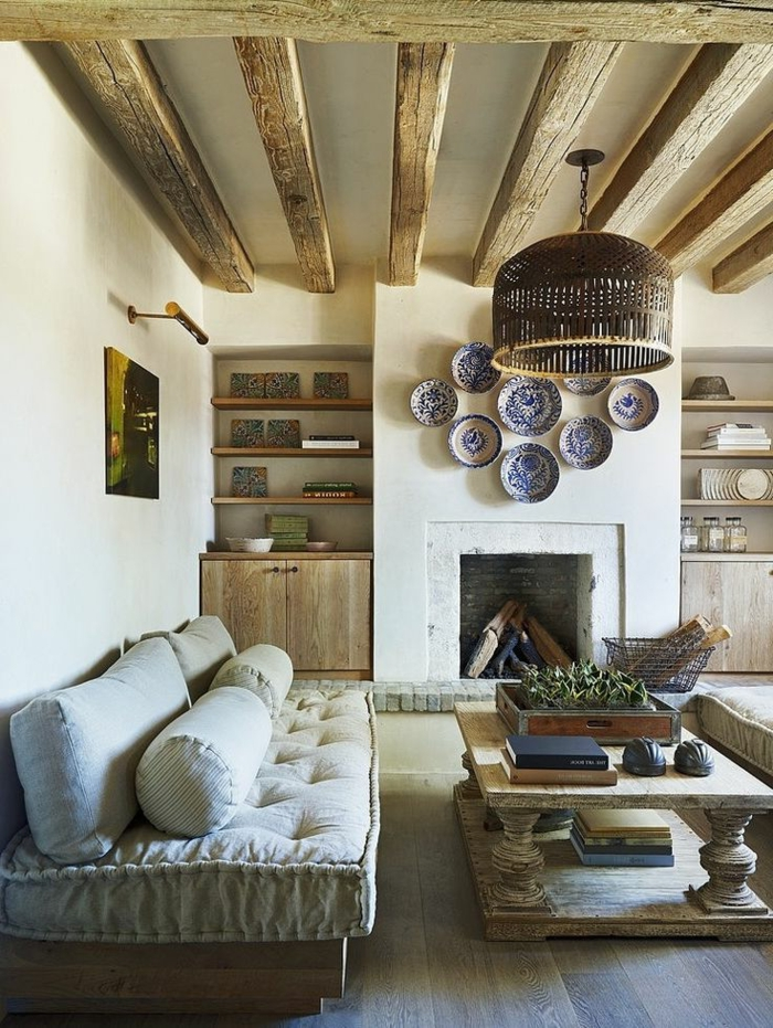 salon-de-style-rustique-chalte-habitable-en-bois-maison-dans-la-montagne