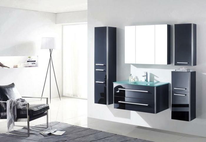 salon-elegant-meubles-de-salon-colonne-conforama-noire-meubles-intérieur