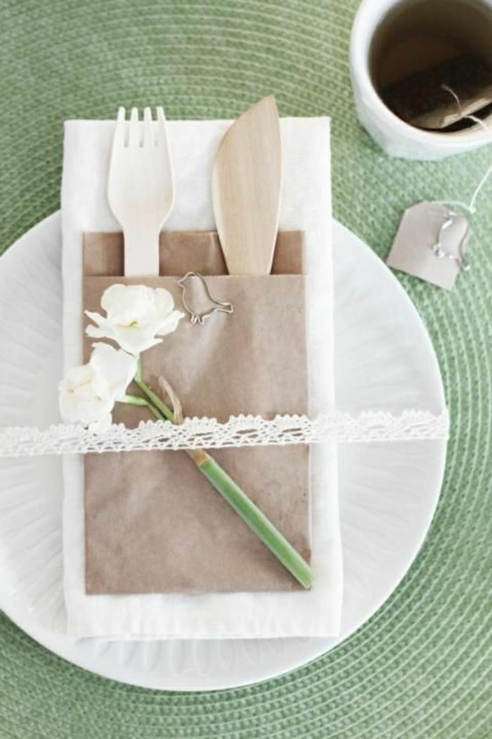 set-de-table-papier-set-de-table-jetable-nappe-jetable-verte-nappe-papier-vert